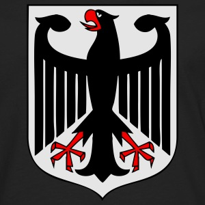 Imperial Eagle of Germany / Deutscher Reichsadler T-Shirts - Men's Premium Long Sleeve T-Shirt