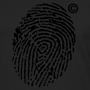 © Fingerprint T-Shirts - Men's Premium Long Sleeve T-Shirt