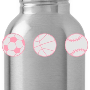 Baby Sports Fan Kids' Shirts - Water Bottle