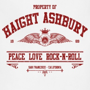 PROPERTY OF HAIGHT ASHBURY - Adjustable Apron