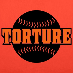 Giants Torture - T-Shirt - Orange - Tote Bag