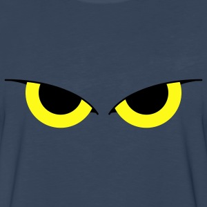 Owl Eyes T-Shirts - Men's Premium Long Sleeve T-Shirt