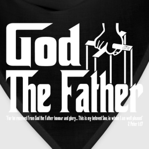 God The Father by GP Wear T-Shirts - Bandana