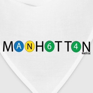 Manhattan Design1 T-Shirts - Bandana