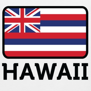 Flag Hawaii 2 (dd)++ T-Shirts - Men's Premium Tank