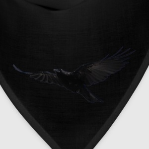 Flying Black Raven 2 - Bandana