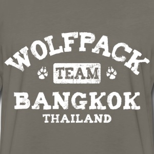 Wolfpack Bangkok! T-Shirts - Men's Premium Long Sleeve T-Shirt