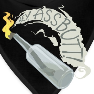 Assbutt Light T-Shirts - Bandana