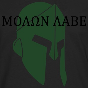 Molon Labe - Men's Premium Long Sleeve T-Shirt