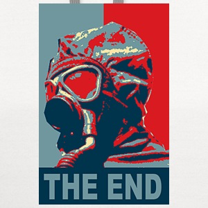 The End T-Shirts - Contrast Hoodie