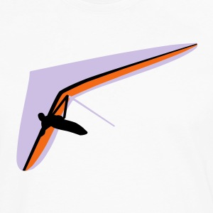 Hangglider T-Shirts - Men's Premium Long Sleeve T-Shirt