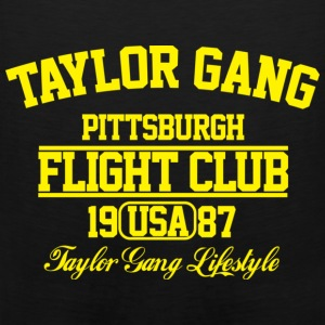 Taylor Gang Flight Club - Men's Premium Tank