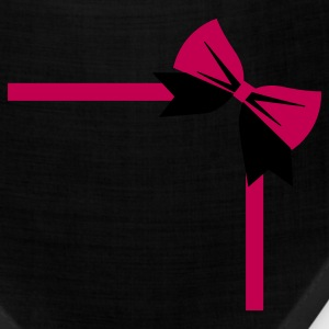 bow package on a rectangle birthday gift T-Shirts - Bandana