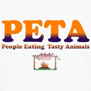 peta - Men's Premium Long Sleeve T-Shirt