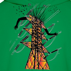 High voltage - Men's Hoodie