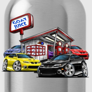 2004-06 Pontiac GTO Gas Station T-Shirts - Water Bottle