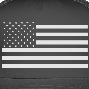 Stars and Stripes - Trucker Cap
