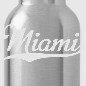 Miami T-Shirt - Water Bottle
