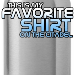 This is my Favorite Shirt on the Citadel T-Shirts - Water Bottle