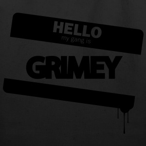 hellogrimey T-Shirts - Eco-Friendly Cotton Tote