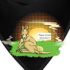 Oz VS NZ T-Shirts - Bandana