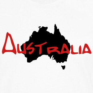 australia T-Shirts - Men's Premium Long Sleeve T-Shirt