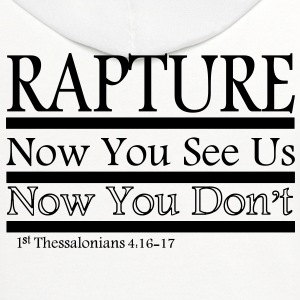 Rapture: Now You See Us, Now You Don't - Contrast Hoodie