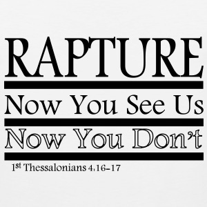 Rapture: Now You See Us, Now You Don't - Men's Premium Tank
