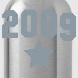 2009 silver star T-Shirts - Water Bottle