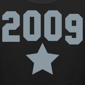 2009 silver star T-Shirts - Men's Premium Tank
