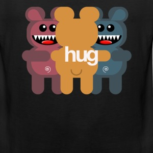 BEAR HUG 3 T-Shirts - Men's Premium Tank