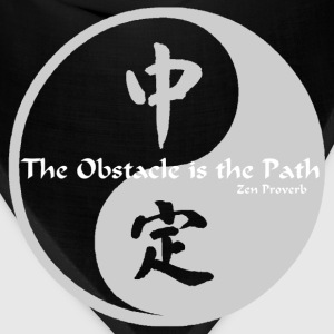 Yin Yang – The Obstacle  - Bandana