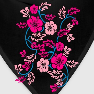 hawaii flower Plus Size - Bandana