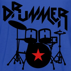 drummer Toddler Shirts - Women's Flowy Tank Top by Bella
