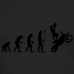 evolution_motorcycle T-Shirts - Men's Premium Long Sleeve T-Shirt