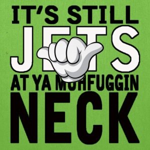 JETS AT YA NECK T-Shirts - Tote Bag