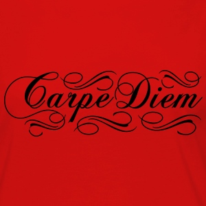 Carpe Diem T-shirt - Women's Premium Long Sleeve T-Shirt
