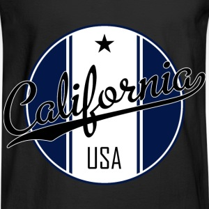 California T-Shirt - Men's Long Sleeve T-Shirt