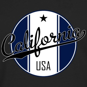 California T-Shirt - Men's Premium Long Sleeve T-Shirt