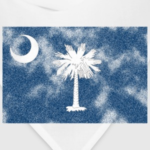Aged South Carolina flag - Bandana