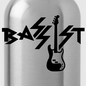 bassist Toddler Shirts - Water Bottle