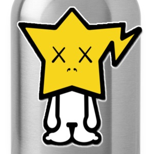 KAWS T-Shirts - Water Bottle