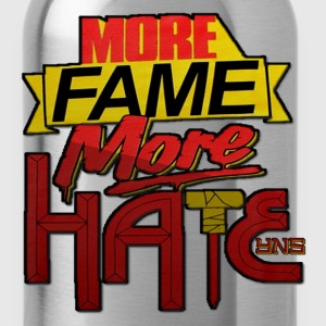 MORE FAME T-Shirts - Water Bottle