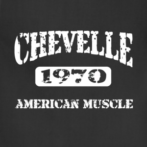 1970 Chevelle American Muscle T-Shirts - Adjustable Apron