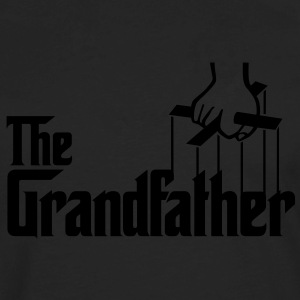 The Grandfather (gold edition) - Men's Premium Long Sleeve T-Shirt