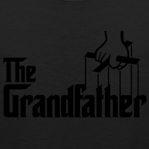 The Grandfather (gold edition) - Men's Premium Tank