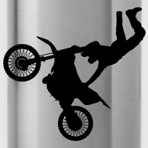 motocross T-Shirts - Water Bottle