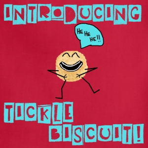 Introducing Tickle Biscuit - Adjustable Apron