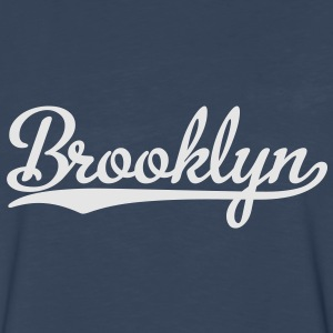 Brooklyn T-Shirt - Men's Premium Long Sleeve T-Shirt