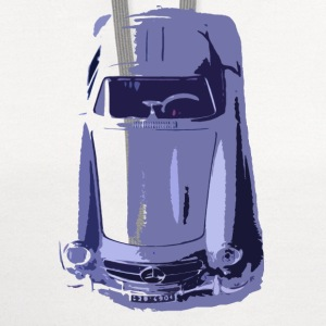 Mercedes SL300 Gullwing - Contrast Hoodie